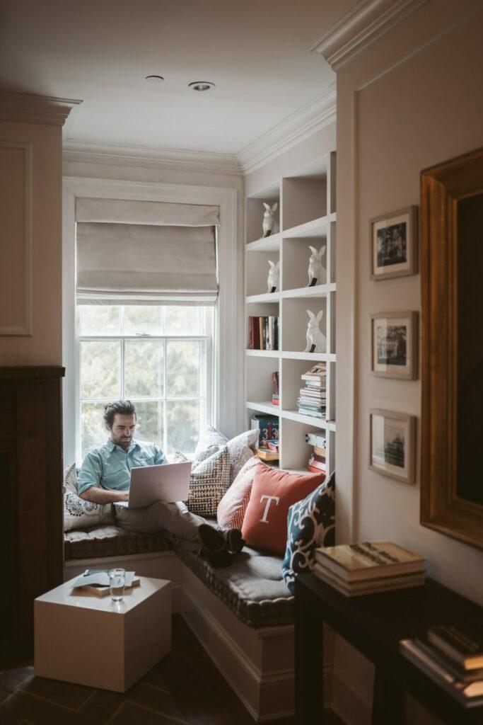 5 tips om productief thuis te werken