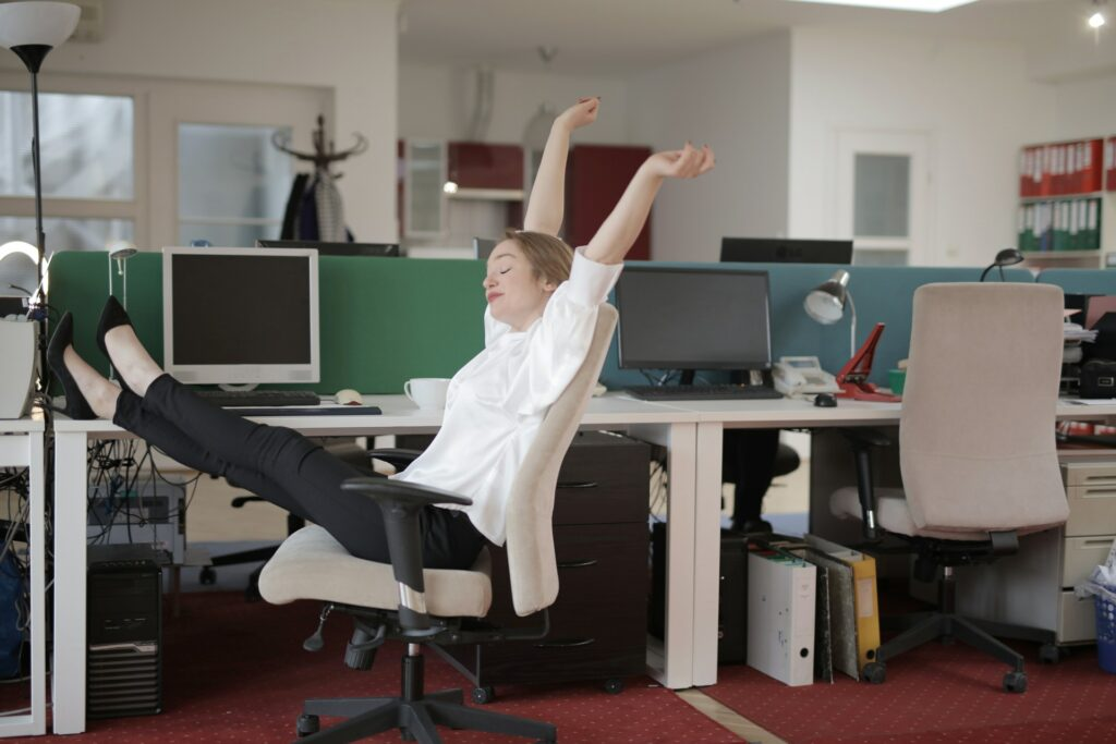 5 tips voor meer werkgeluk
